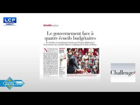 Le gouvernement face à quatre écueils budgétaires