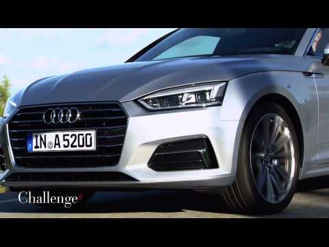 TEST AUTO: faut-il craquer pour l'Audi A5 ?