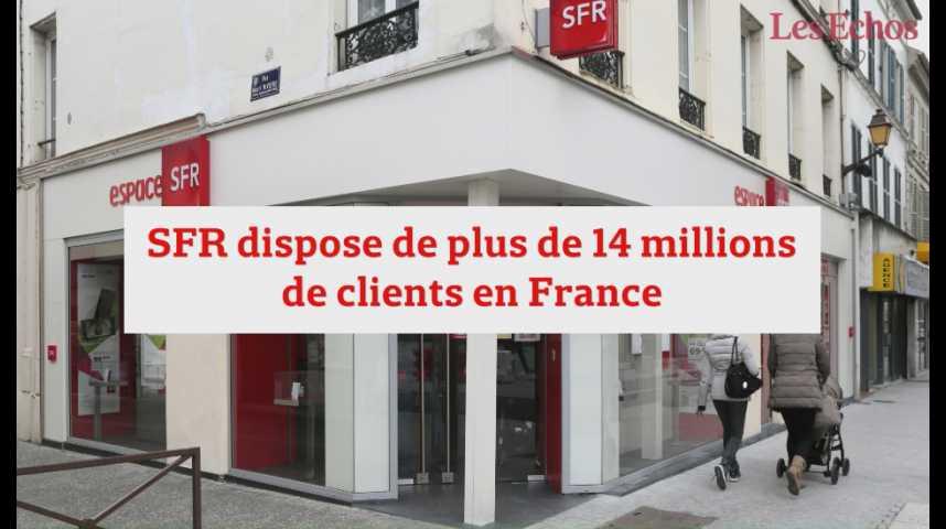 Illustration pour la vidéo SFR veut à son tour lancer une banque