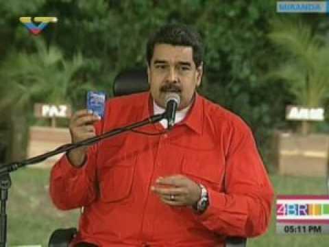 "Venezuela : Maduro reprend ""Despacito"" pour la promo de son Assemblée constituante"
