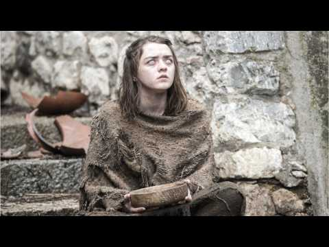 The True Reason For Arya's Emotional Reunion On Game Of Thrones
