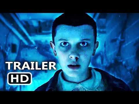 STRANGER THINGS Season 2 Final Trailer (2017) Fantasy, Series HD