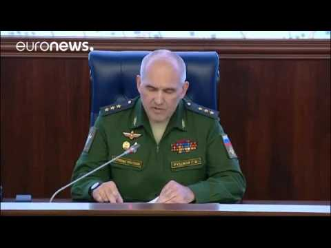 """Russian police to monitor Syrian """"safe zones"""""""