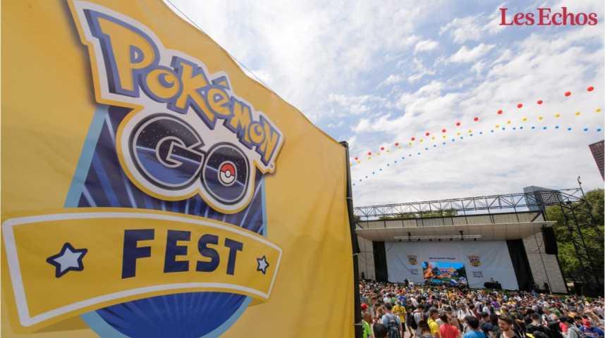 Illustration pour la vidéo Le premier anniversaire de Pokémon Go tourne au fiasco à Chicago