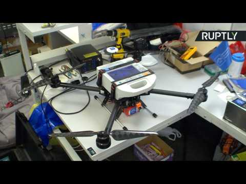 Defibrillator Drone Could Deliver Life-Saving Tech Much Faster Than Ambulance