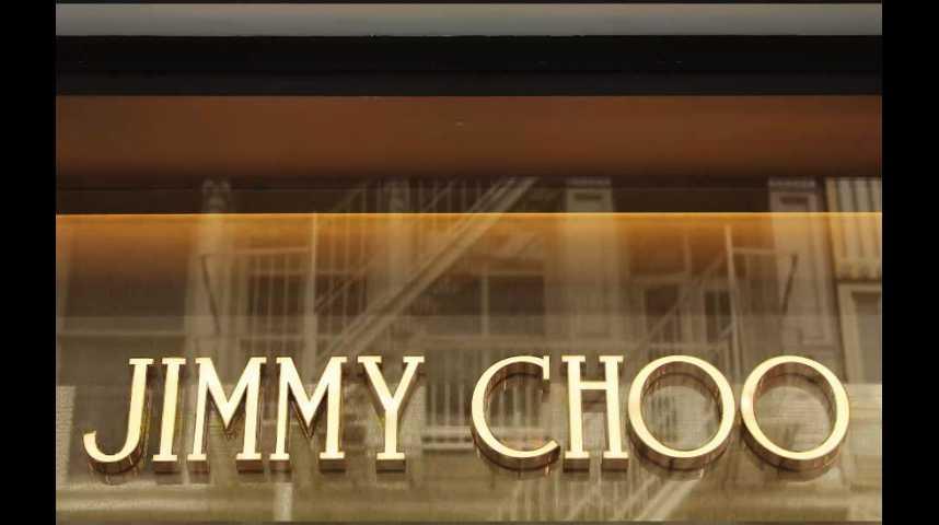 Illustration pour la vidéo Luxe : Michael Kors veut s'offrir les chaussures Jimmy Choo