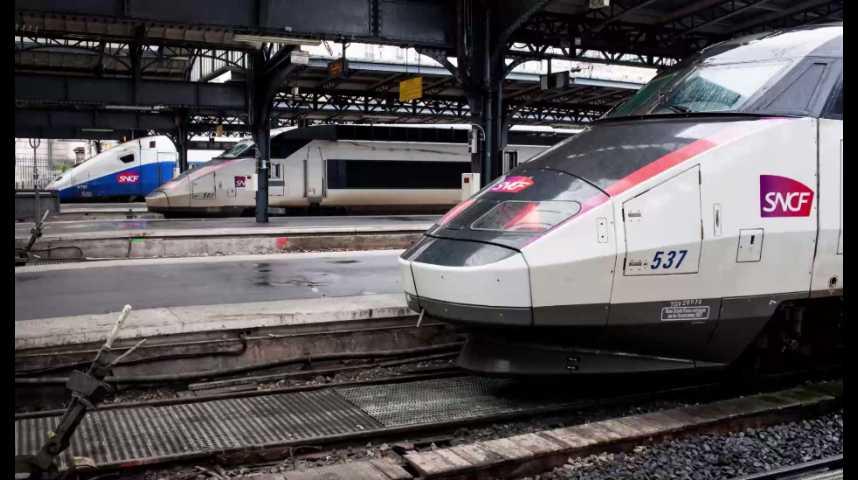 Illustration pour la vidéo SNCF : les raisons de la panne à Montparnasse identifiées
