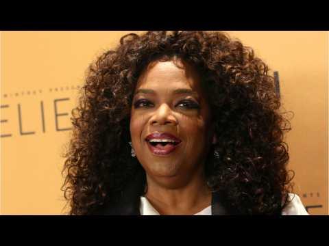 Oprah-Branded Food To Hit Supermarkets