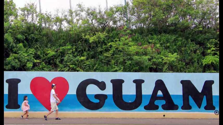 Illustration pour la vidéo Qu'est-ce que l'île de Guam au cœur du conflit entre les USA et la Corée du Nord ?