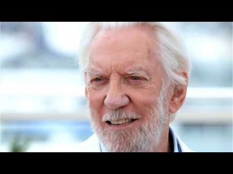 """James Gray's """"Ad Astra"""" Adds Donald Sutherland To Cast"""