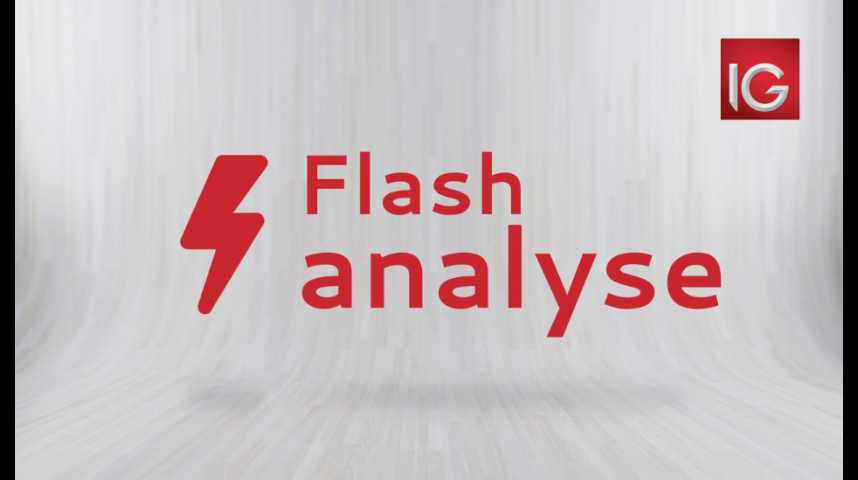 Illustration pour la vidéo Flash Analyse du 11.08.2017 - Action Dassault Systems