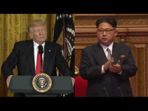 Etats-Unis - Corée du Nord : la guerre des mots