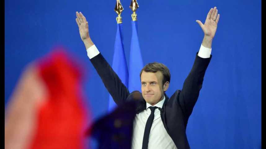 Illustration pour la vidéo Macron, candidat le plus dépensier de la campagne présidentielle