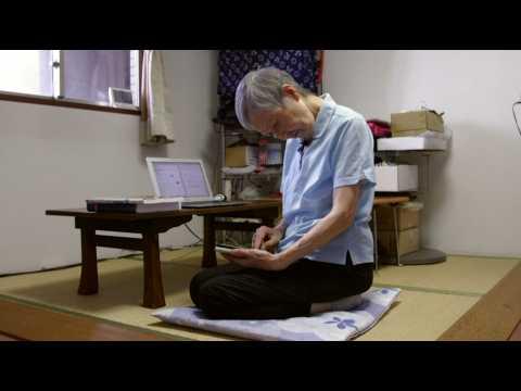 A 82 ans, cette japonaise code pour créer sa propre appli