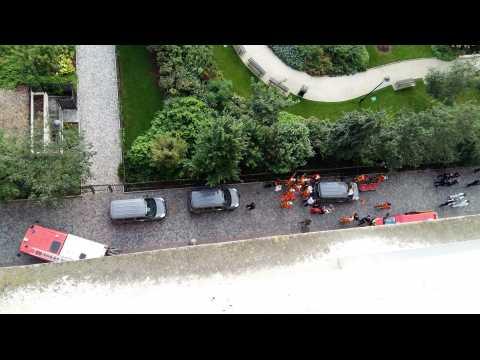Ce que l'on sait de l'attaque sur les militaires à Levallois-Perret