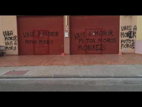 Des mosquées prises pour cible depuis les attentats de Barcelone et Cambrils