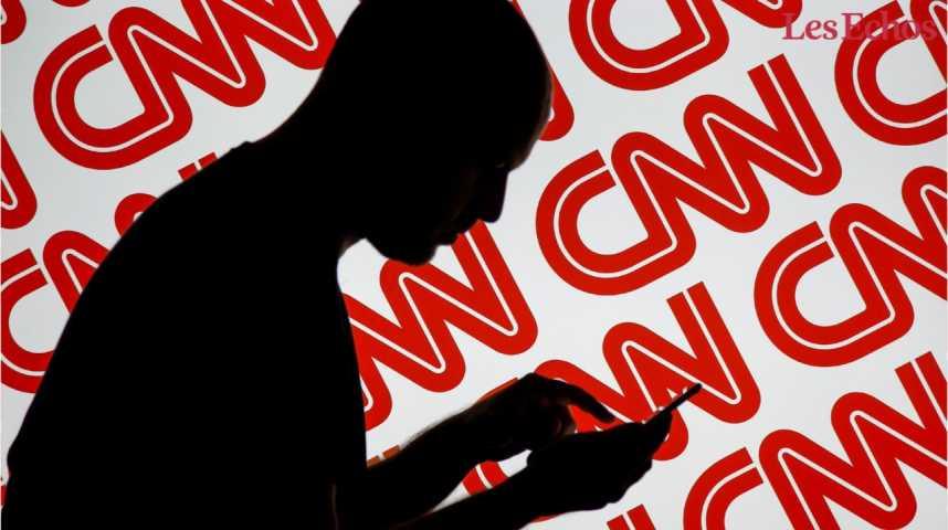 Illustration pour la vidéo Après NBC, CNN lance à son tour un JT sur Snapchat