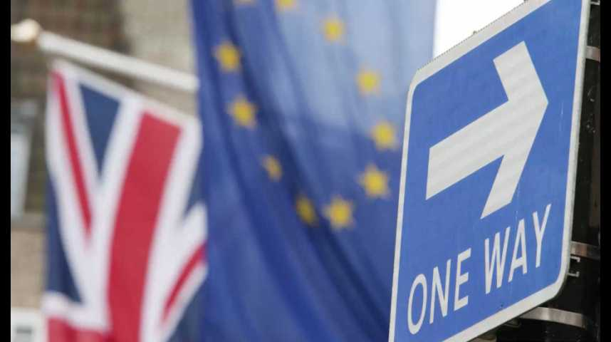 Illustration pour la vidéo Après le Brexit, 40.000 banquiers pourraient quitter la City