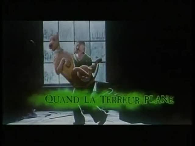 Scooby-Doo 2 : les monstres se déchaînent - teaser 2 - VF - (2004)