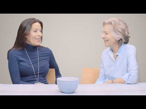 Mothers and daughters discuss health and wellbeing