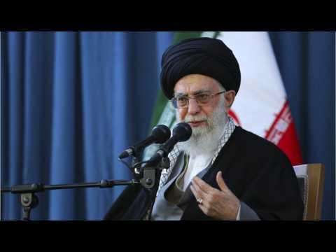 U.S. Puts Sanctions On Iran Over Ballistic Missile Program