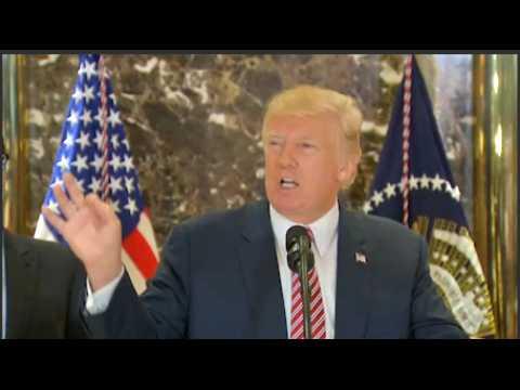 """Trump sur Charlottesville : """"Il y avait des gens très bien des deux côtés"""""""