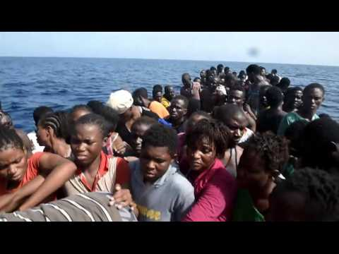 """Migrants : """"On ne peut pas faire porter la responsabilité de l'accueil aux pays du Sud"""""""