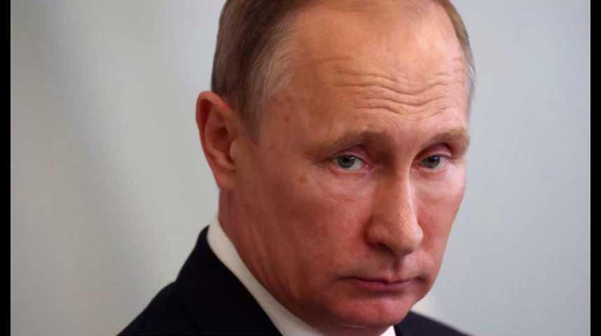 Illustration pour la vidéo Poutine renvoie 755 diplomates américains en riposte aux sanctions