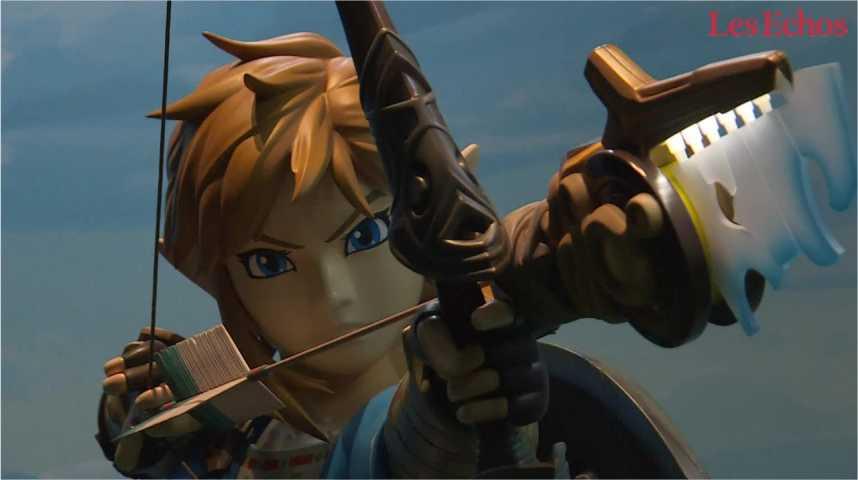 Illustration pour la vidéo Les résultats de Nintendo bondissent grâce à la Switch