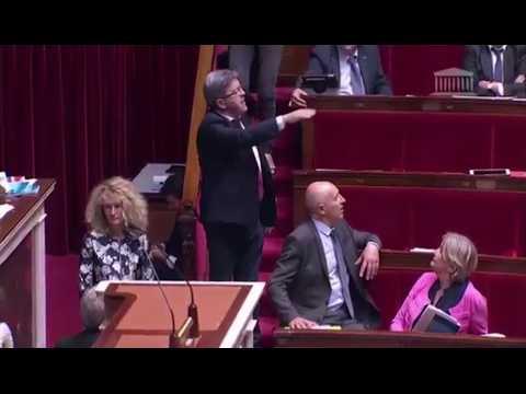 """""""C'est soûlant !"""" : les Insoumis quittent l'Assemblée nationale après un cafouillage général"""