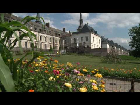 The Charterhouse of Neuville: restoration on an epic scale