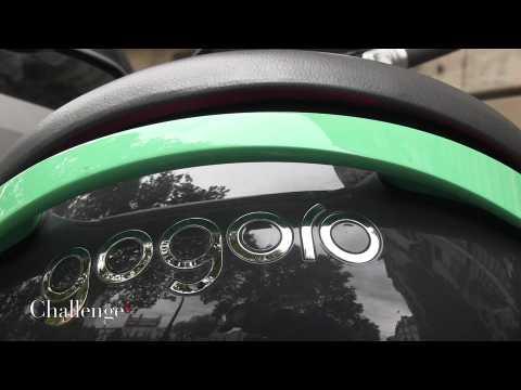 Les scooters électriques en libre-service Coup, de Bosch, arrivent cet été à Paris pour concurrencer Cityscoot