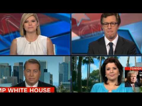 """La Maison-Blanche de Trump, pire qu'un """"bordel de Las Vegas"""" : une éditorialiste politique se lâche sur CNN"""