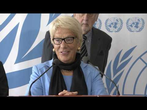 Carla Del Ponte : ses 5 cris du coeur pour la Syrie
