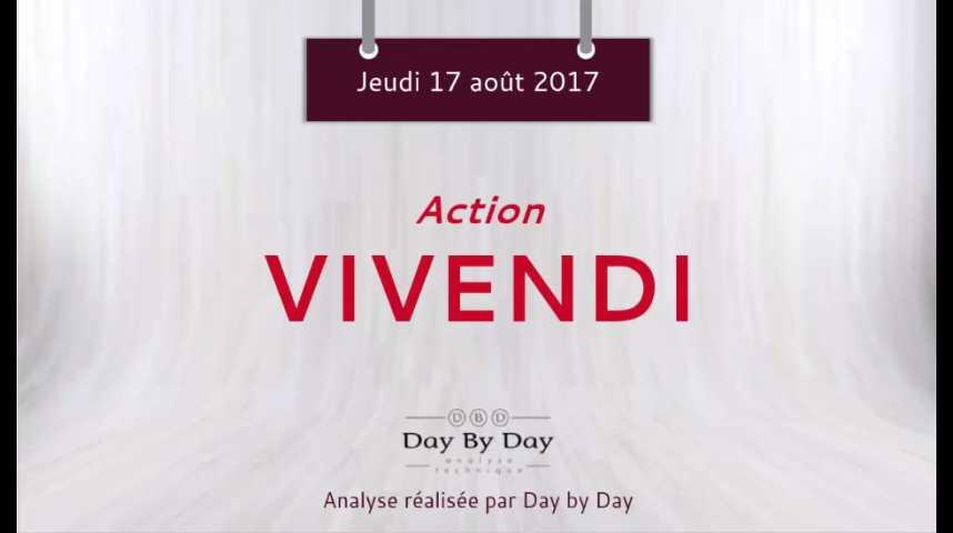 Illustration pour la vidéo Action Vivendi : vers la cible du drapeau - Flash analyse IG 17.08.2017