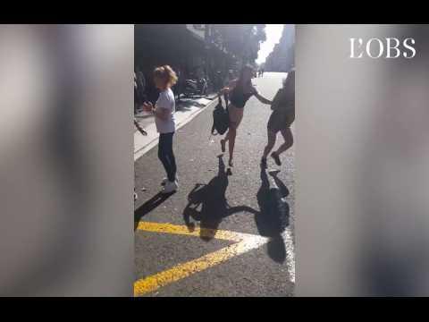Attaque terroriste à la fourgonnette à Barcelone : ce que l'on sait