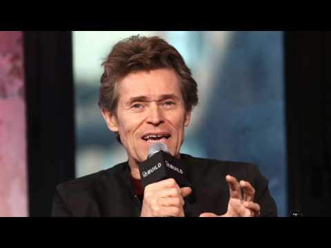 Willem Dafoe Talks Filming Aquaman
