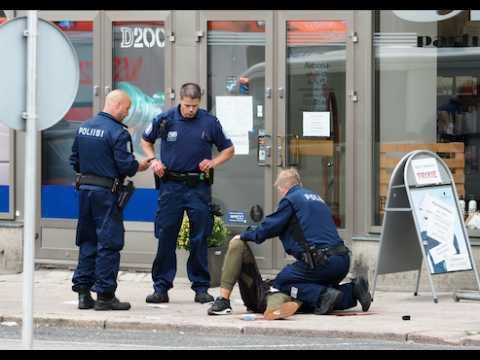 Finlande : une agression au couteau dans le centre-ville de Turku