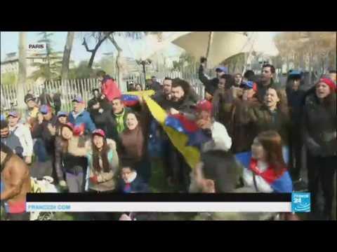 General strike in Venezuela leaves two dead