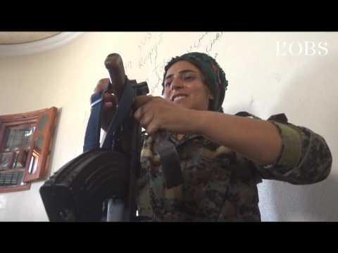 Hiza, d'esclave sexuelle de Daech à combattante
