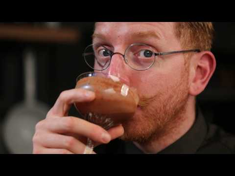 Paul A. Young's seedlip chocolate sour recipe