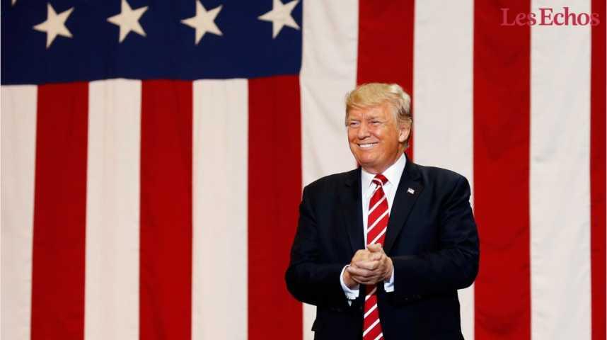 Illustration pour la vidéo Trump fait planer la menace d'une crise politique pour obtenir son mur