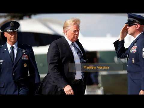 Trump Calls For U.S. Probe Into The NY Times