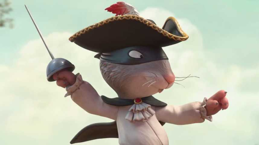 Le Rat scélérat - Bande annonce 1 - VF - (2018)