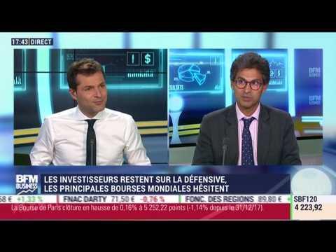 Le Club de la Bourse: David Kalfon, Xavier Patrolin et Alexandre Baradez - 07/09