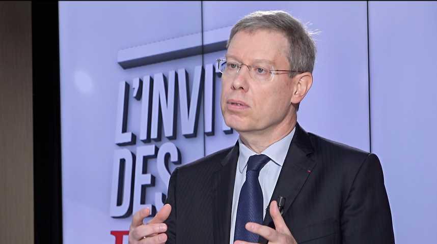 """Illustration pour la vidéo HSBC : """"Il n'y a pas d'actifs sans risques"""" (Jean Beunardeau, DG France)"""