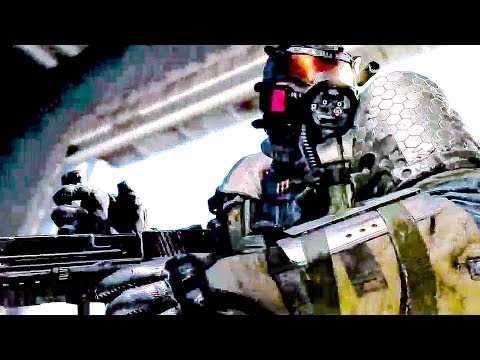 CALL OF DUTY: BLACK OPS 4 Blackout Battle Royale Trailer (2018)