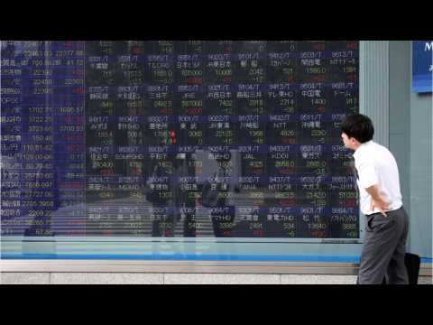 Asian Shares Sag On Trade Tensions
