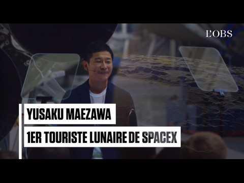 Le milliardaire Yusaku Maezawa, premier touriste lunaire de SpaceX
