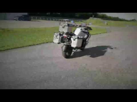 BMW Motorrad réfléchit à une moto autonome